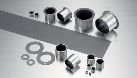 Metal-Polymer Bearings