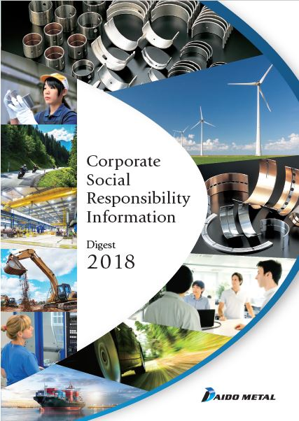 Corporate Social Responsibility Information Digest 2018